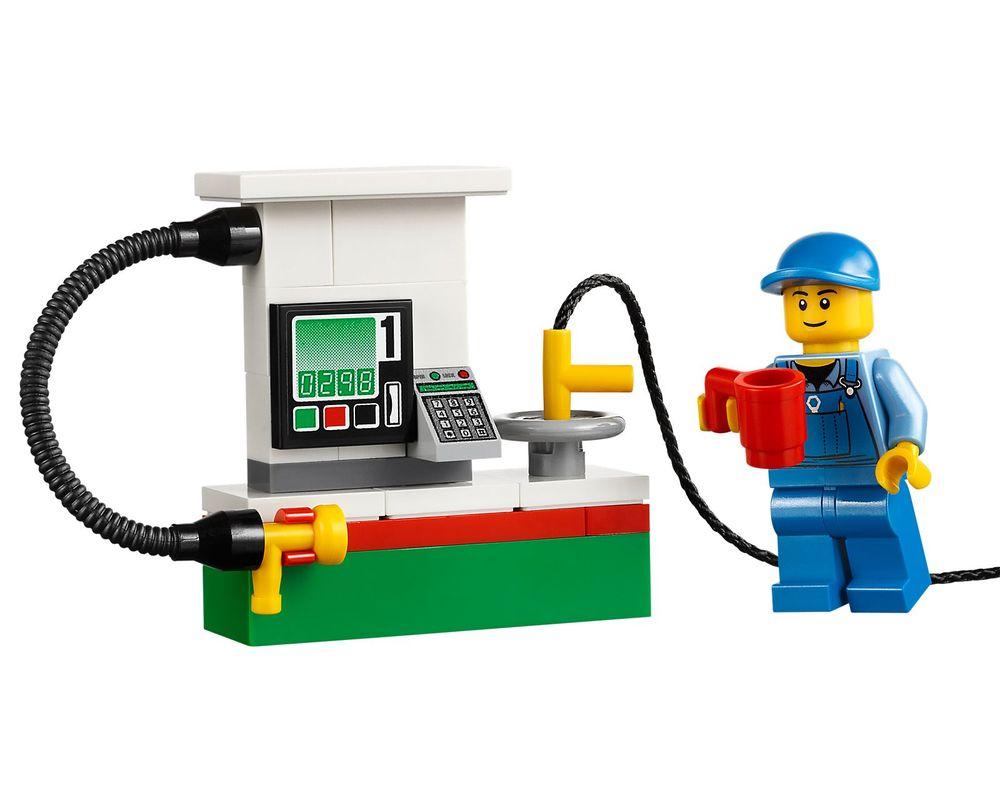 LEGO Set 60016-1 Tanker Truck