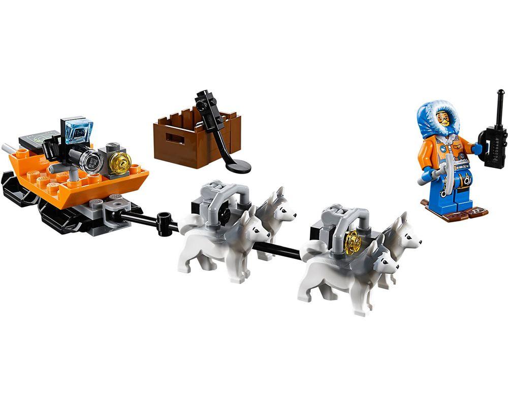 LEGO Set 60034-1 Arctic Helicrane