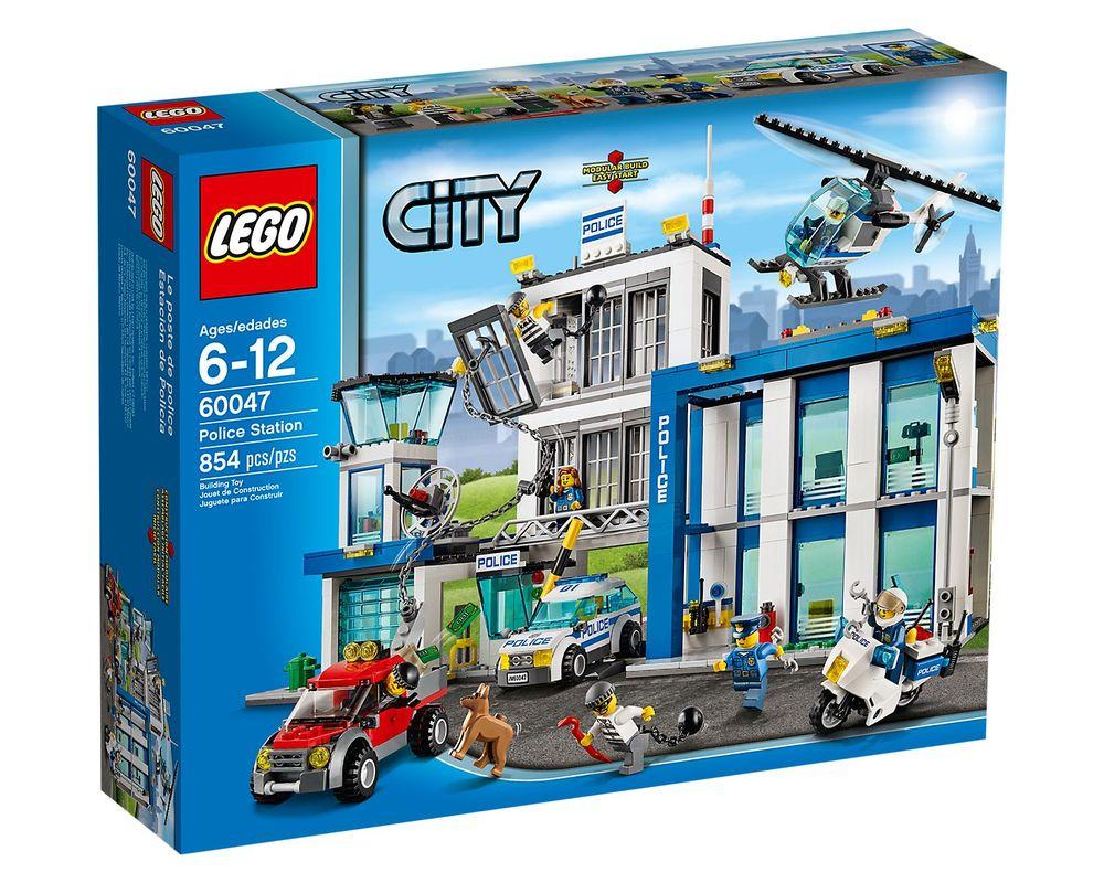 LEGO Set 60047-1 Police Station