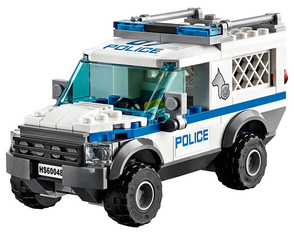 LEGO Set 60048-1 Police Dog Unit