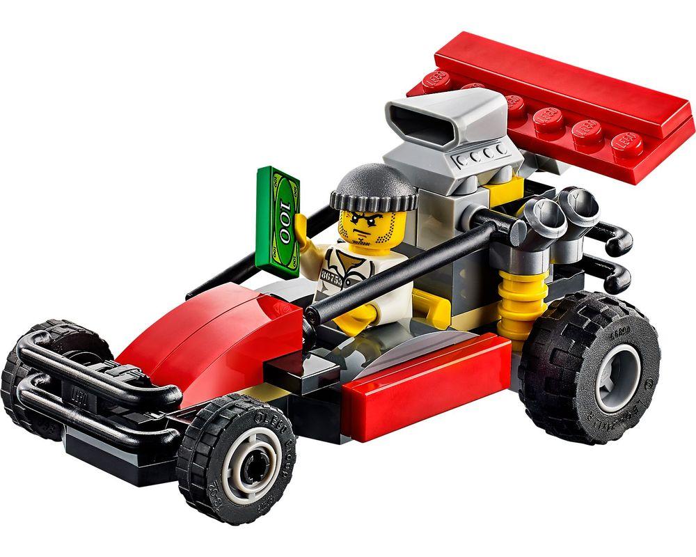 LEGO Set 60049-1 Helicopter Transporter