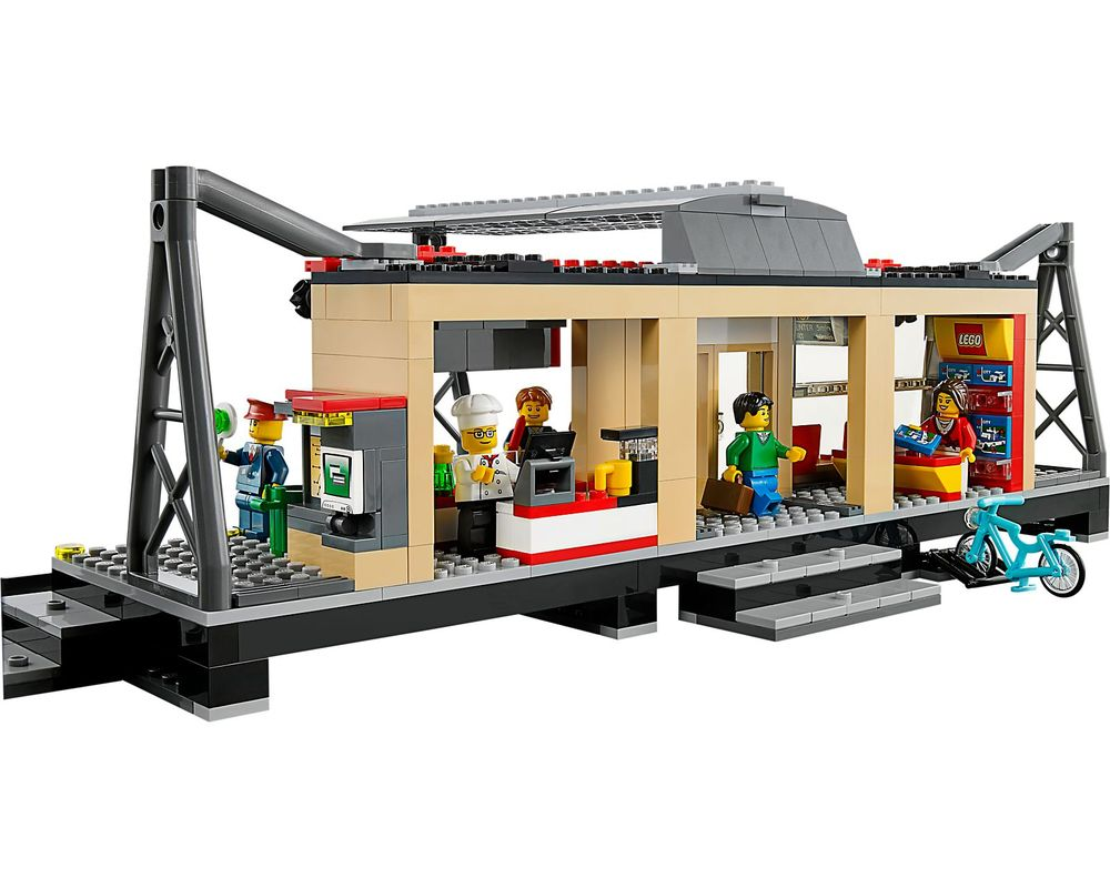 LEGO Set 60050-1 Train Station