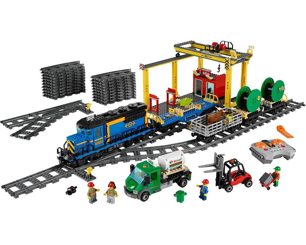 LEGO Set 60052-1 Cargo Train (LEGO - Model)