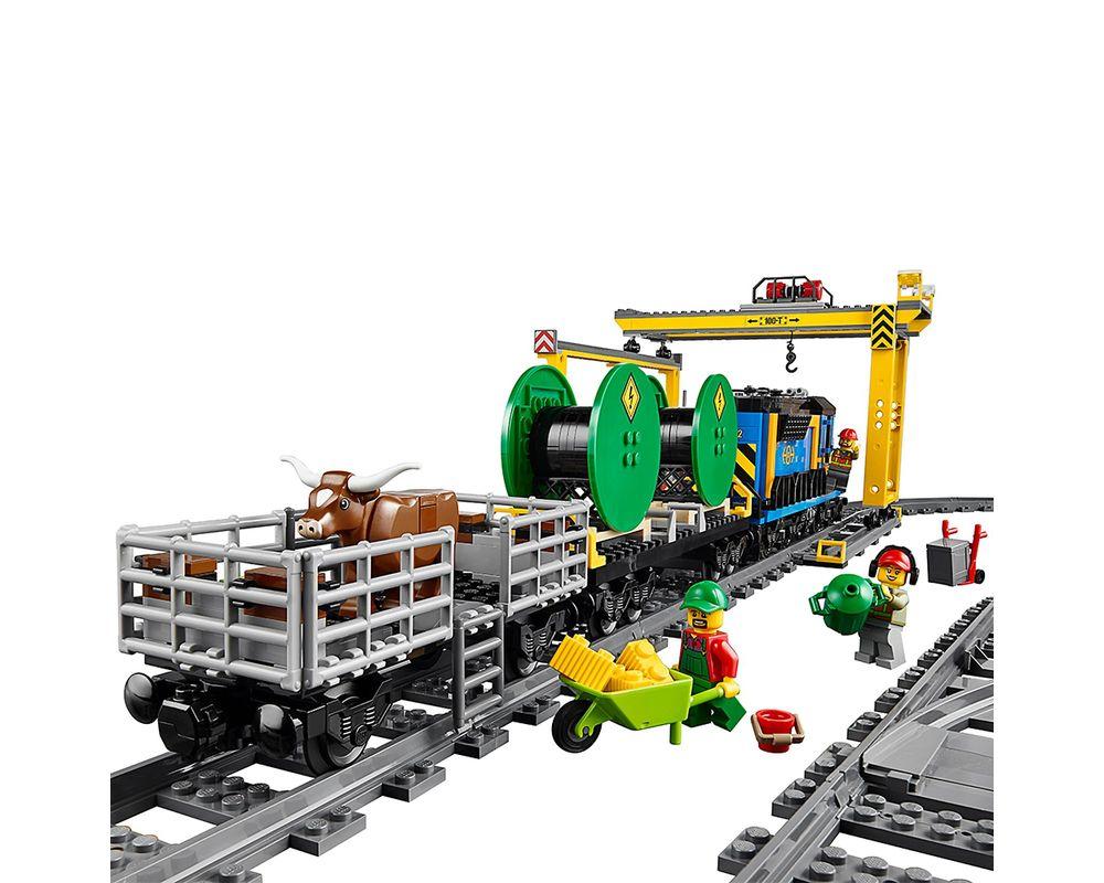 LEGO Set 60052-1 Cargo Train