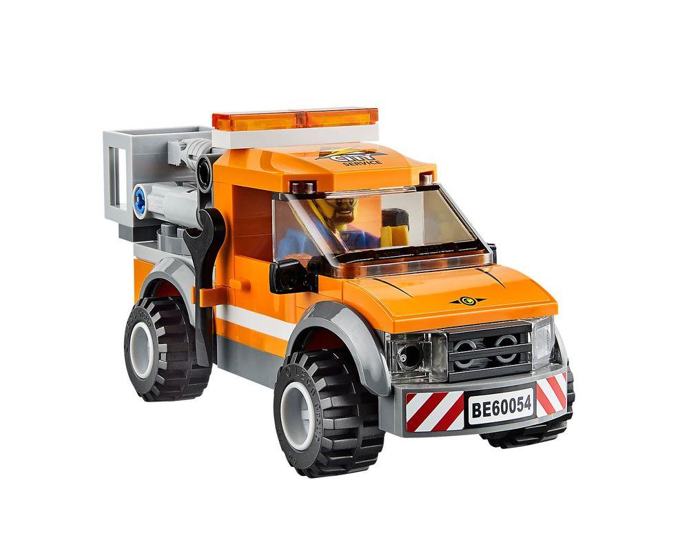 LEGO Set 60054-1 Light Repair Truck