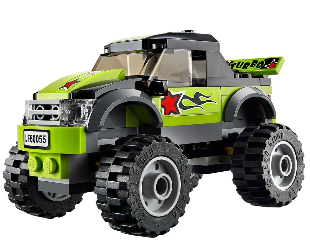 LEGO Set 60055-1 Monster Truck