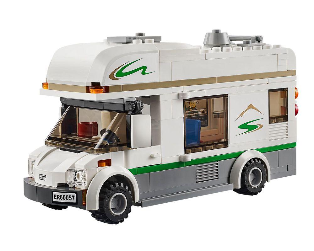 LEGO Set 60057-1 Camper Van