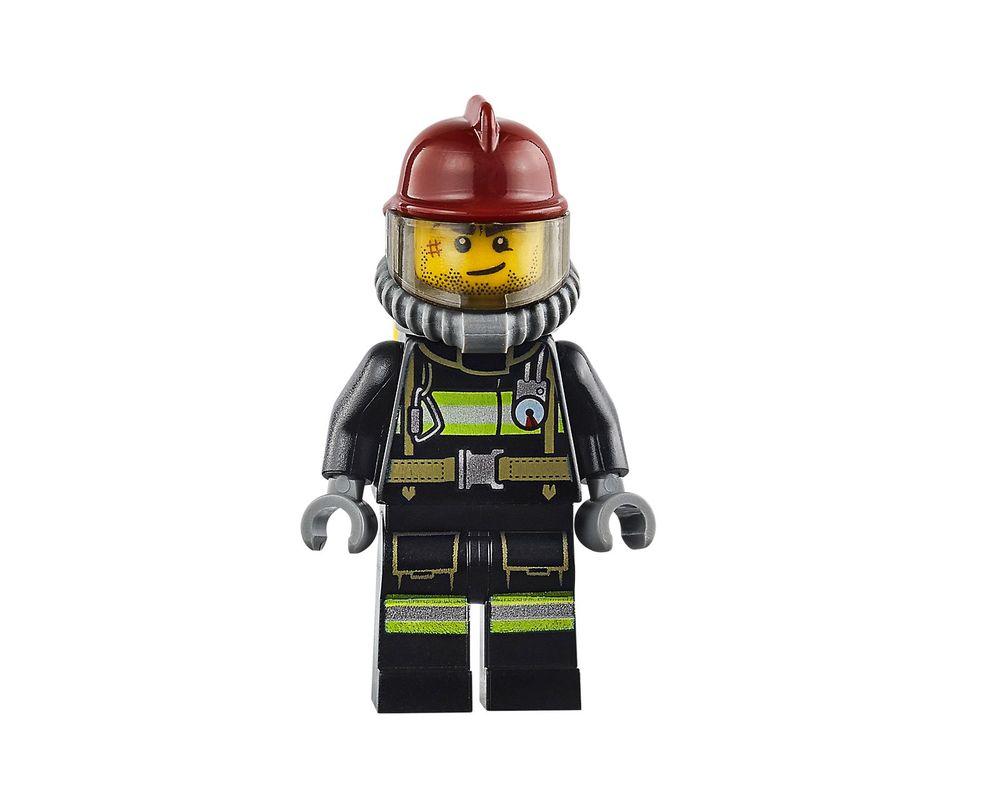 LEGO Set 60061-1 Airport Fire Truck