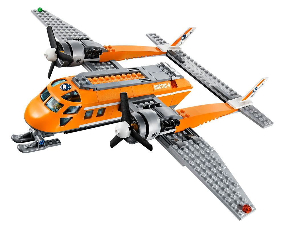 LEGO Set 60064-1 Arctic Supply Plane