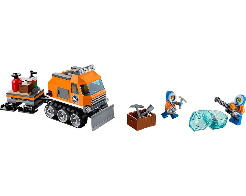 LEGO Set 60064-1 Arctic Supply Plane