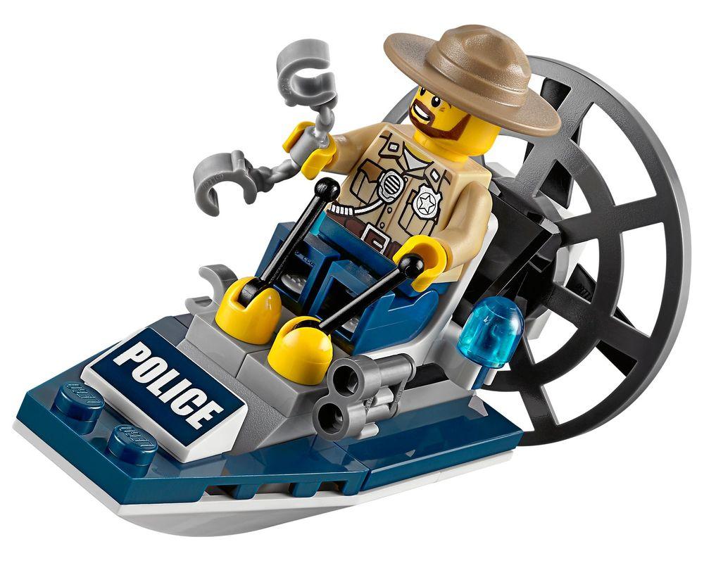 LEGO Set 60066-1 Swamp Police Starter Set