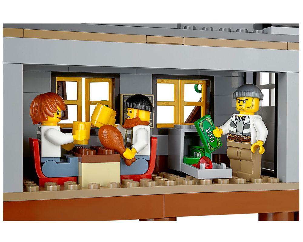 LEGO Set 60068-1 Crooks' Hideout