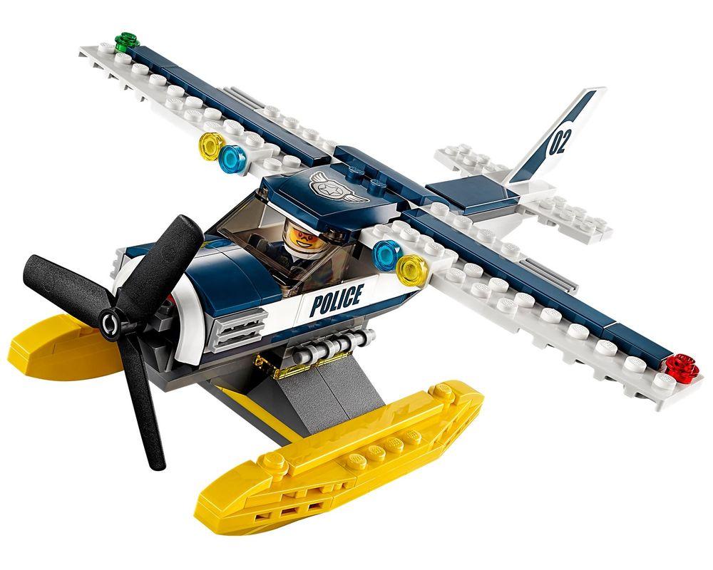 LEGO Set 60070-1 Water Plane Chase