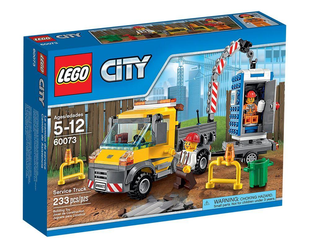 LEGO Set 60073-1 Service Truck