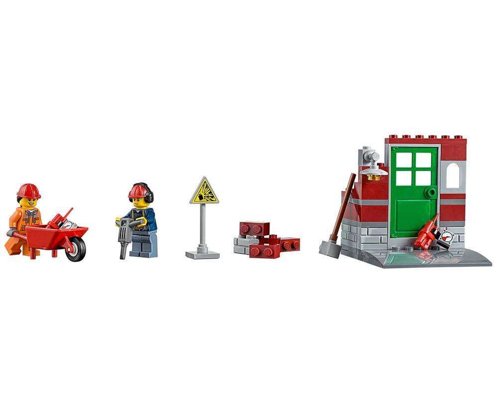 LEGO Set 60074-1 Bulldozer