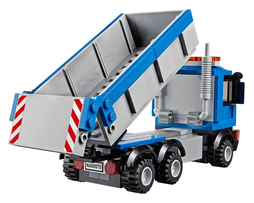 LEGO Set 60075-1 Excavator and Truck
