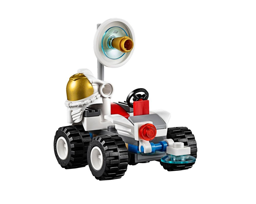 LEGO Set 60077-1 Space Starter Set