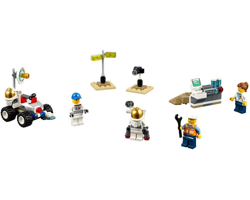 LEGO Set 60077-1 Space Starter Set (LEGO - Model)