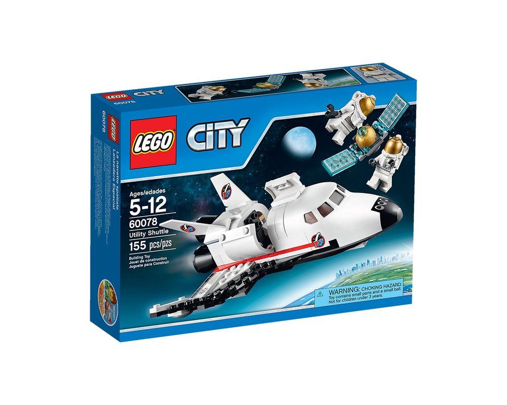 LEGO Set 60078-1 Utility Shuttle
