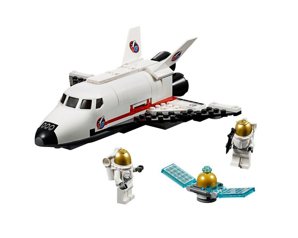 LEGO Set 60078-1 Utility Shuttle (LEGO - Model)