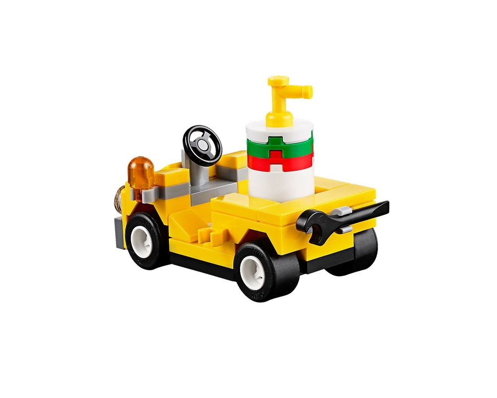 LEGO Set 60079-1 Training Jet Transporter