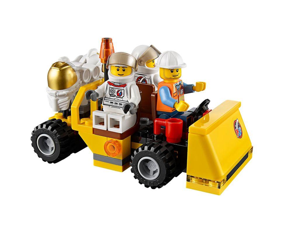LEGO Set 60080-1 Spaceport