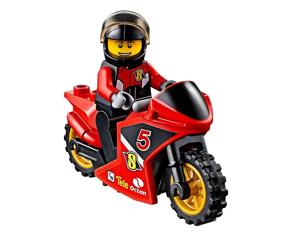 LEGO Set 60084-1 Racing Bike Transporter