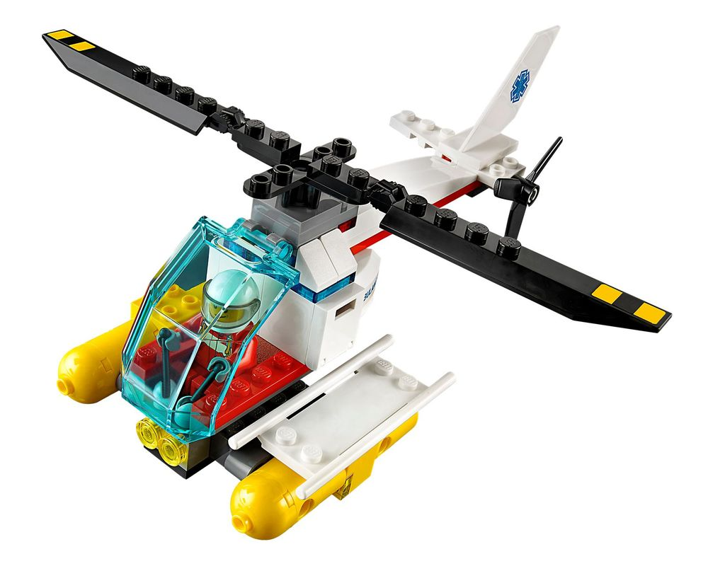LEGO Set 60086-1 City Starter Set