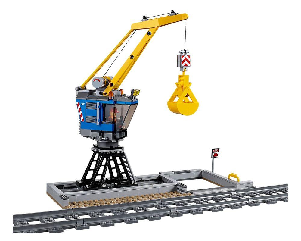 LEGO Set 60098-1 Heavy-Haul Train