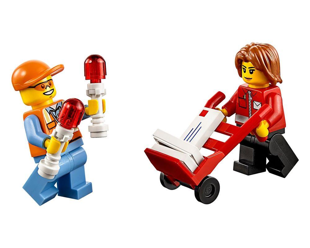 LEGO Set 60100-1 Airport Starter Set
