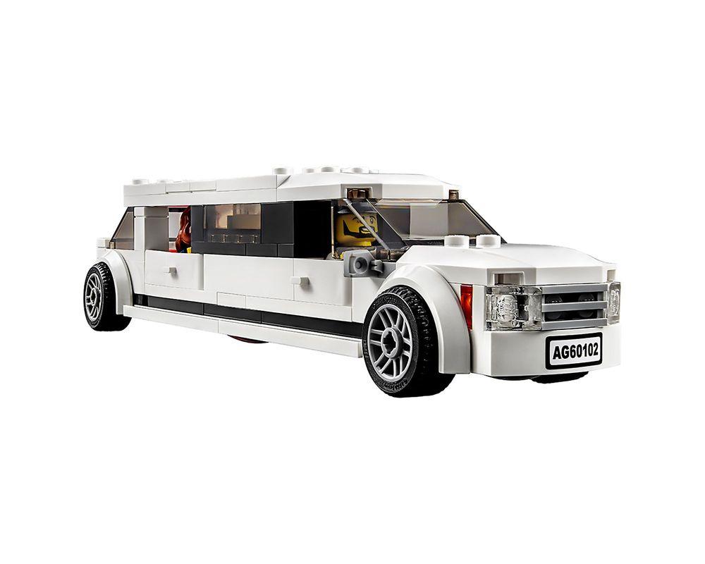 LEGO Set 60102-1 Airport VIP Service