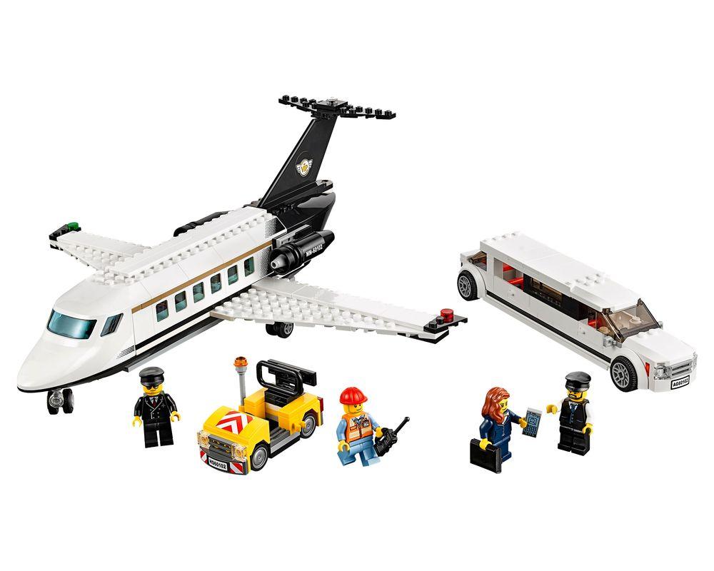 LEGO Set 60102-1 Airport VIP Service (LEGO - Model)
