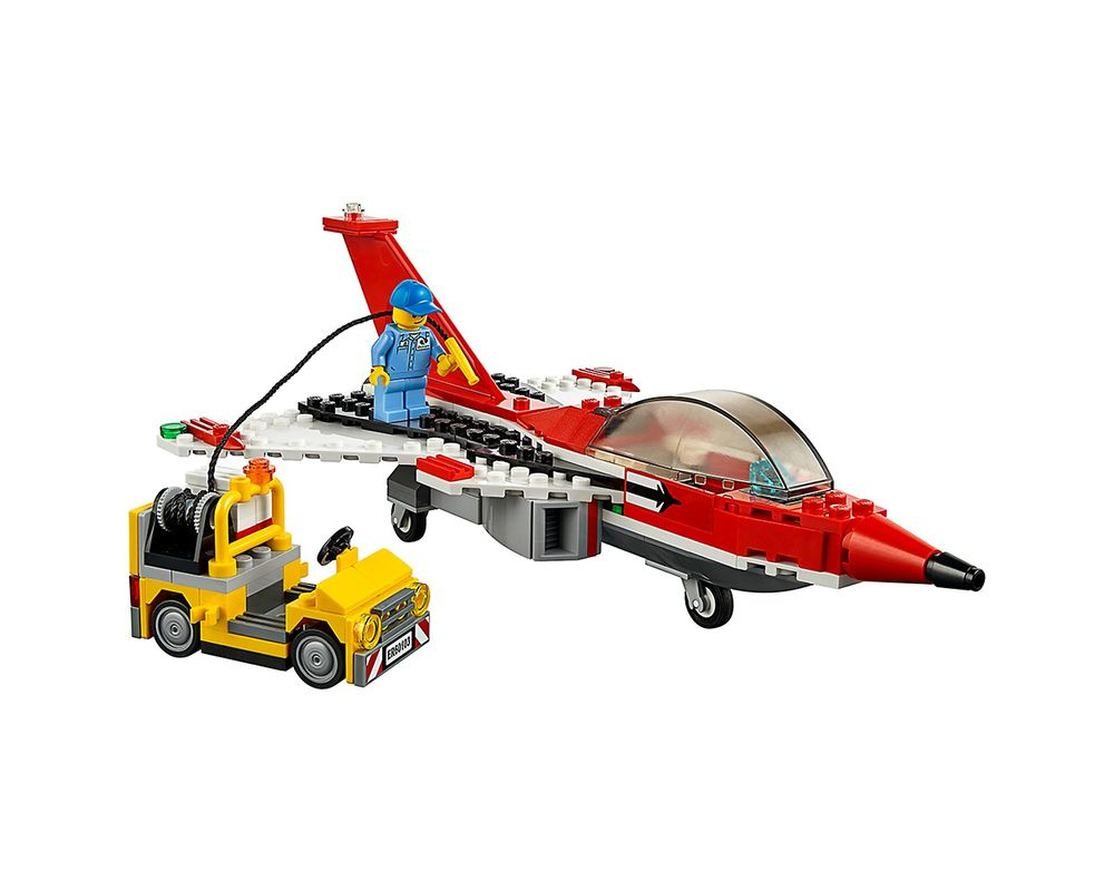 LEGO Set 60103-1 Airport Air Show