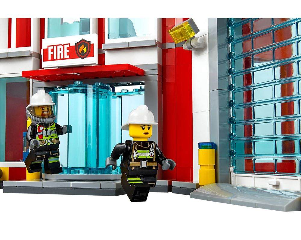 LEGO Set 60110-1 Fire Station