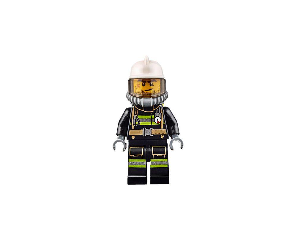 LEGO Set 60111-1 Fire Utility Truck