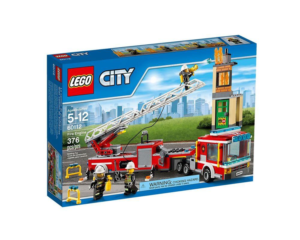 LEGO Set 60112-1 Fire Engine