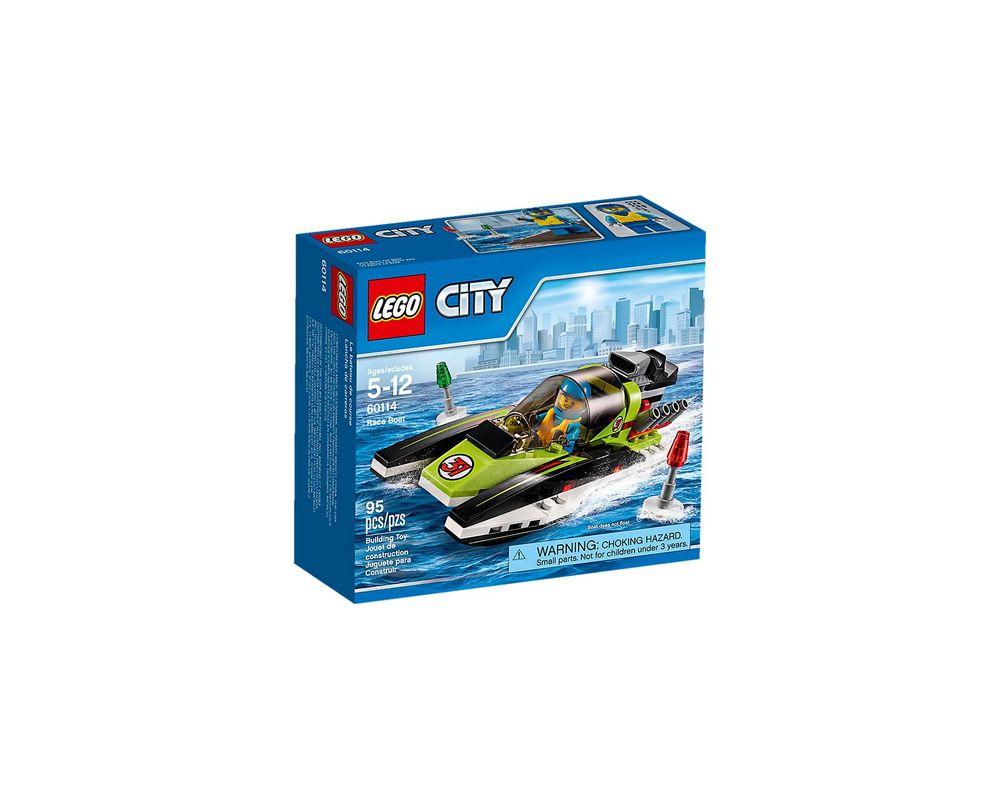 LEGO Set 60114-1 Race Boat