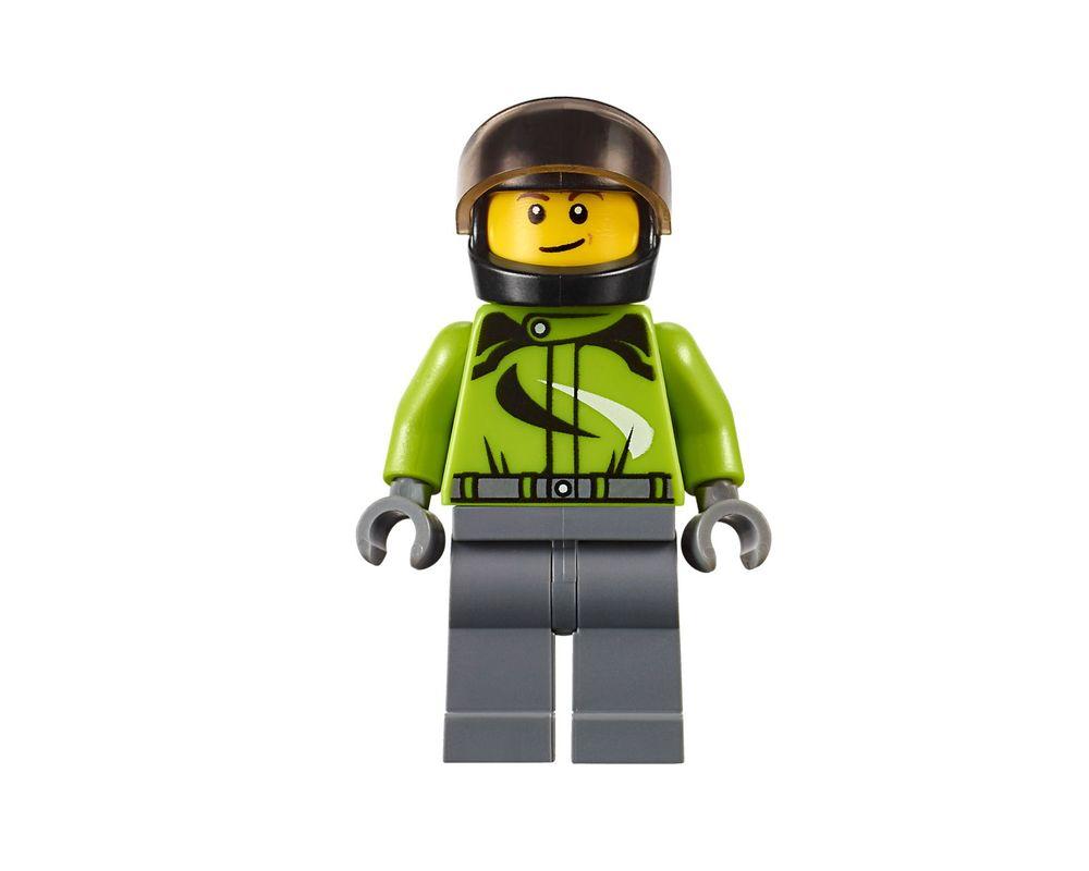 LEGO Set 60116-1 Ambulance Plane