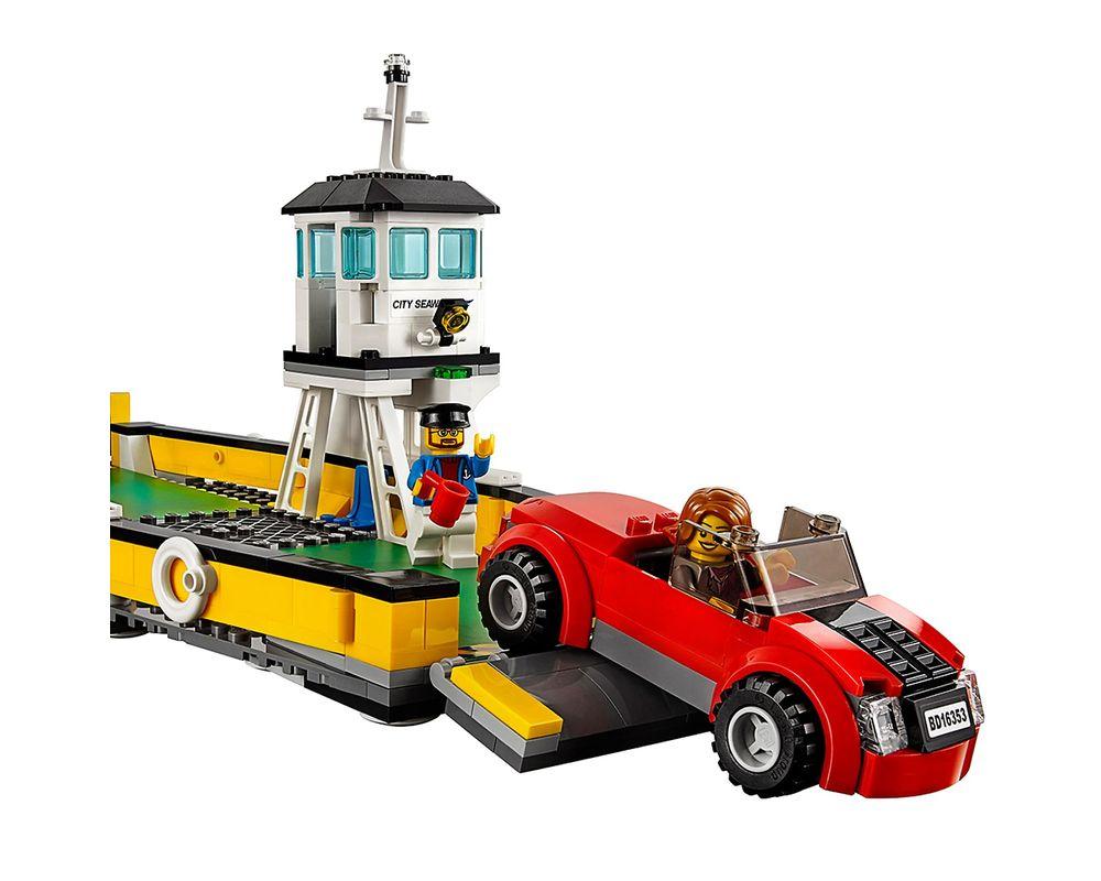LEGO Set 60119-1 Ferry