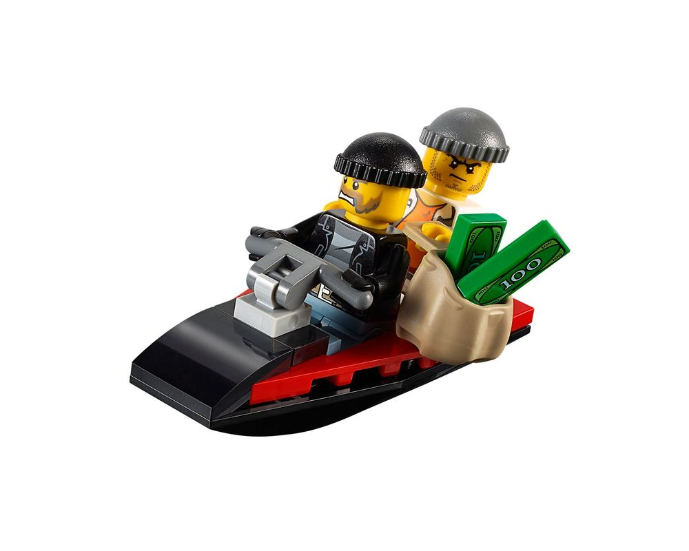 LEGO Set 60127-1 Prison Island Starter Set