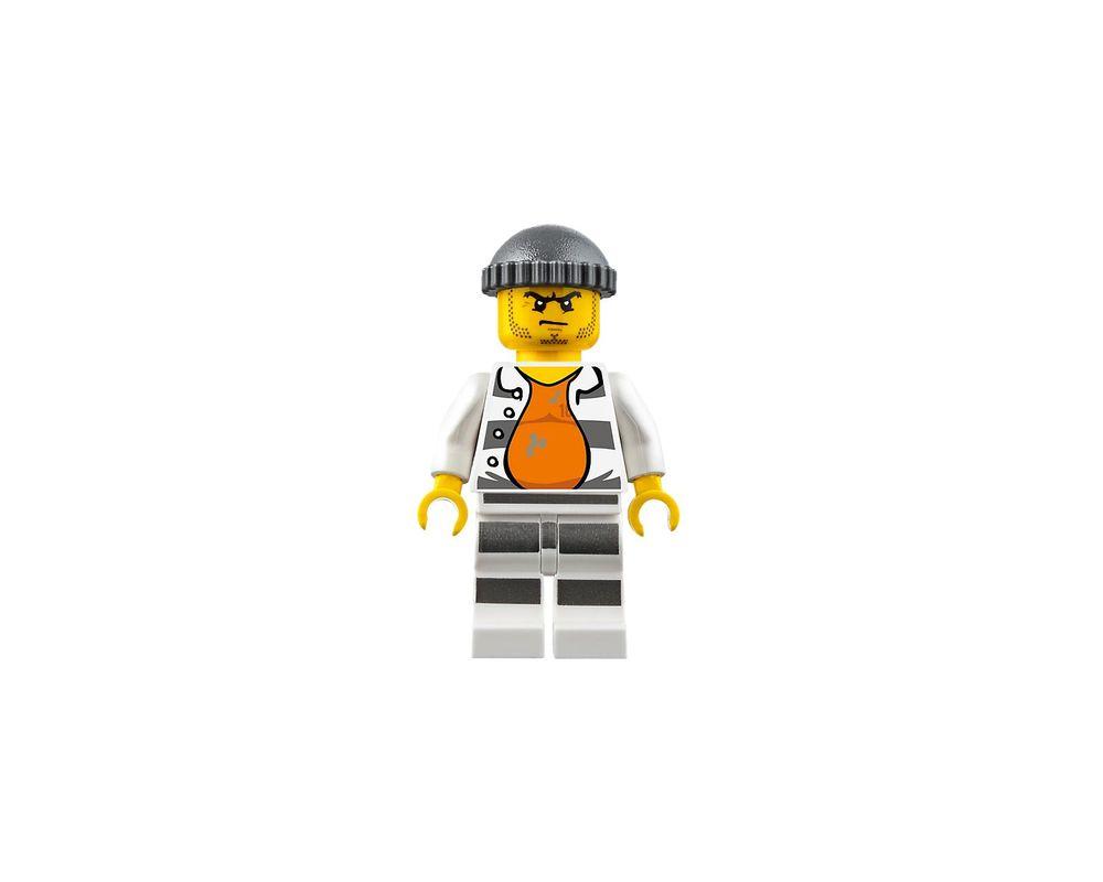 LEGO Set 60129-1 Police Patrol Boat