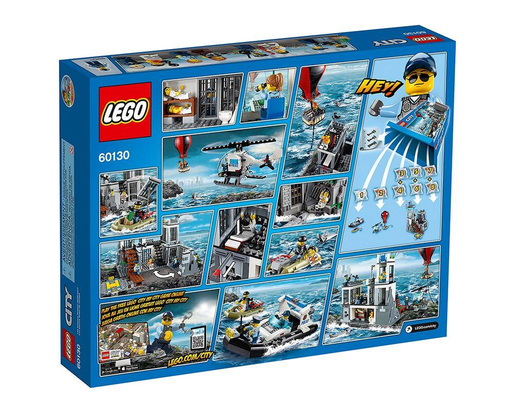 LEGO Set 60130-1 Prison Island