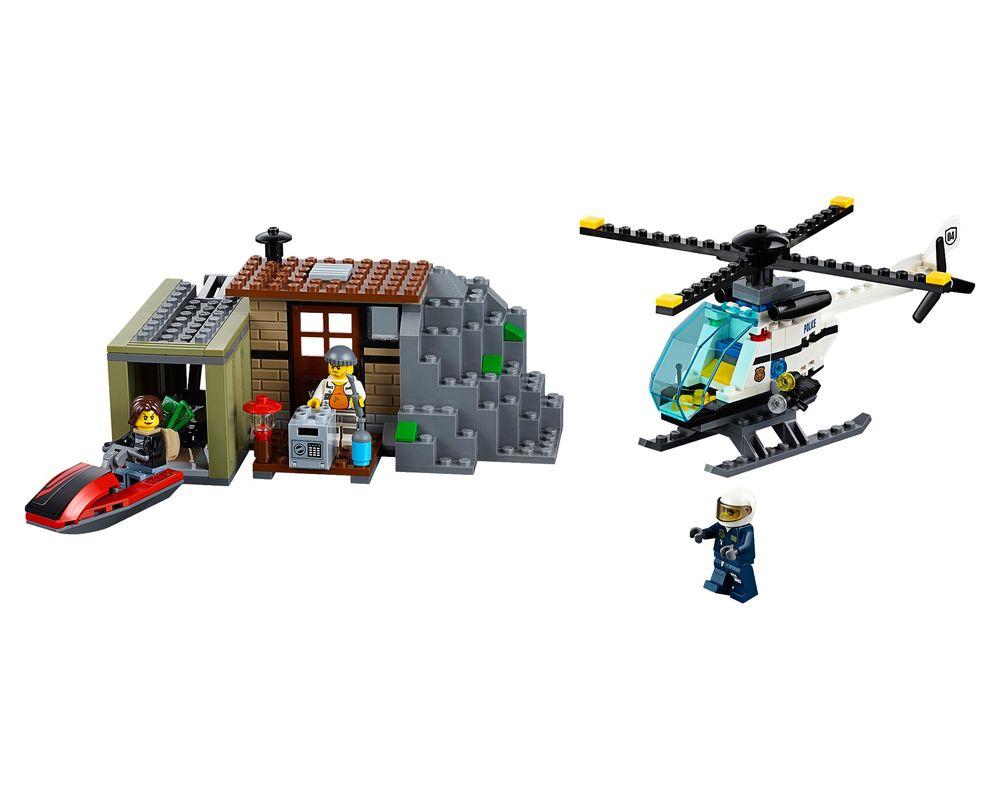 LEGO Set 60131-1 Crooks Island (LEGO - Model)