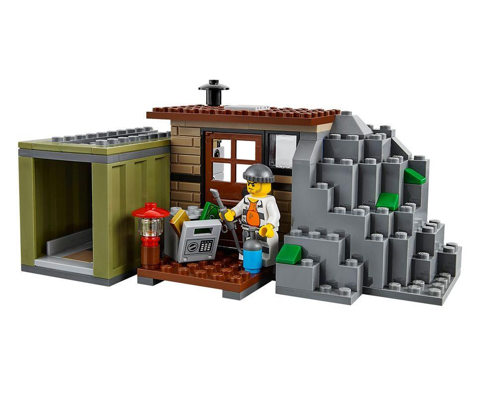 LEGO Set 60131-1 Crooks Island