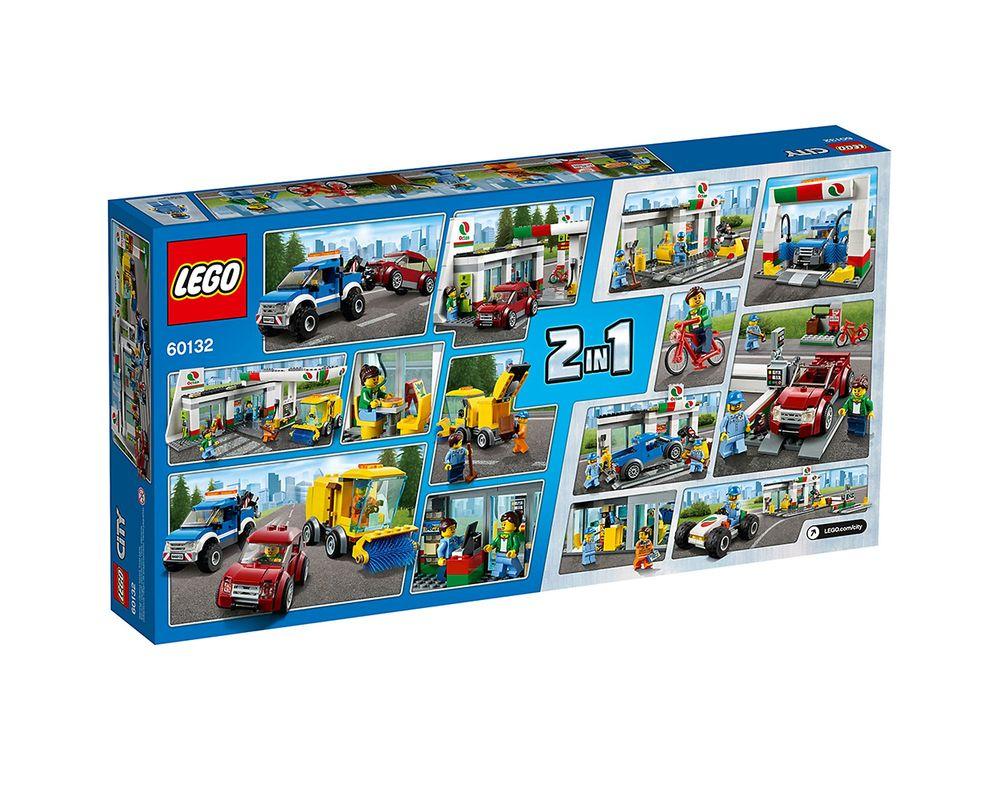 LEGO Set 60132-1 Service Station