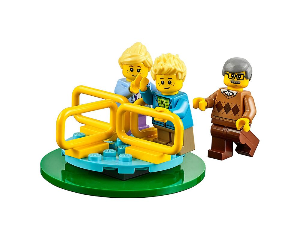 LEGO Set 60134-1 Fun in the park - City People Pack