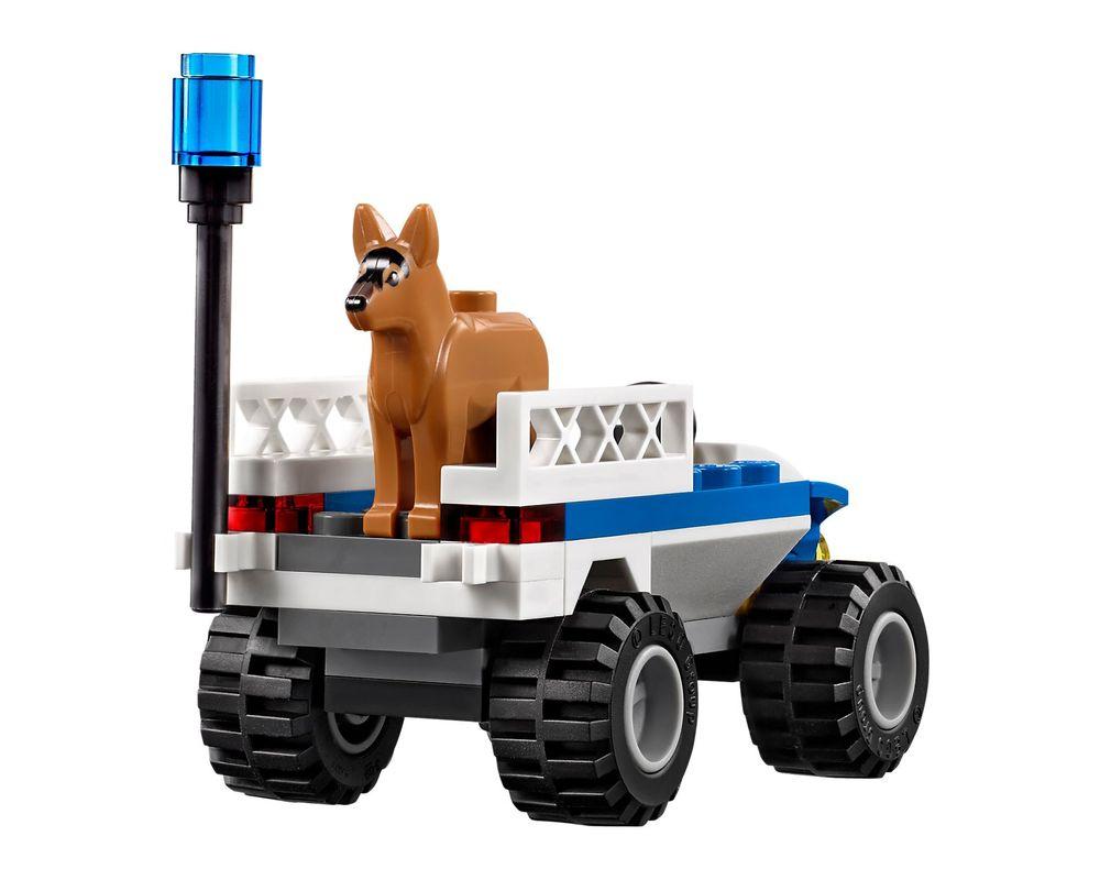 LEGO Set 60136-1 Police Starter Set