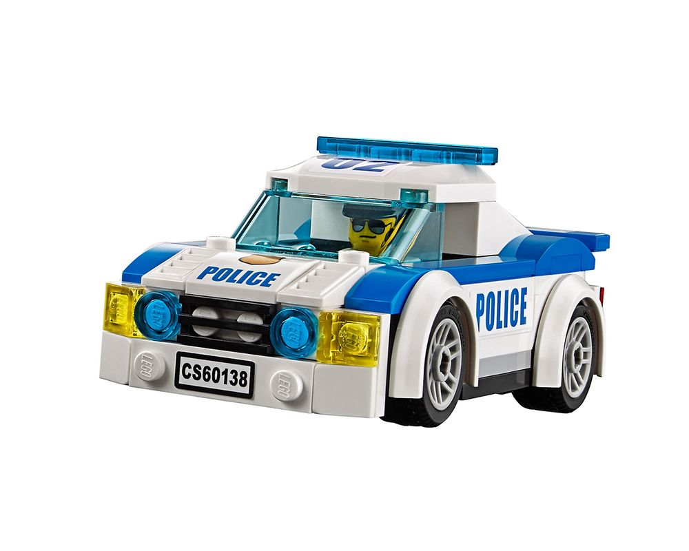 LEGO Set 60138-1 High-speed Chase
