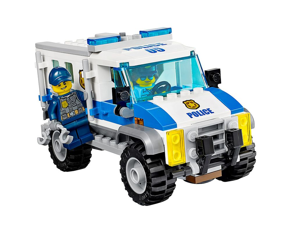 LEGO Set 60140-1 Bulldozer Break-In