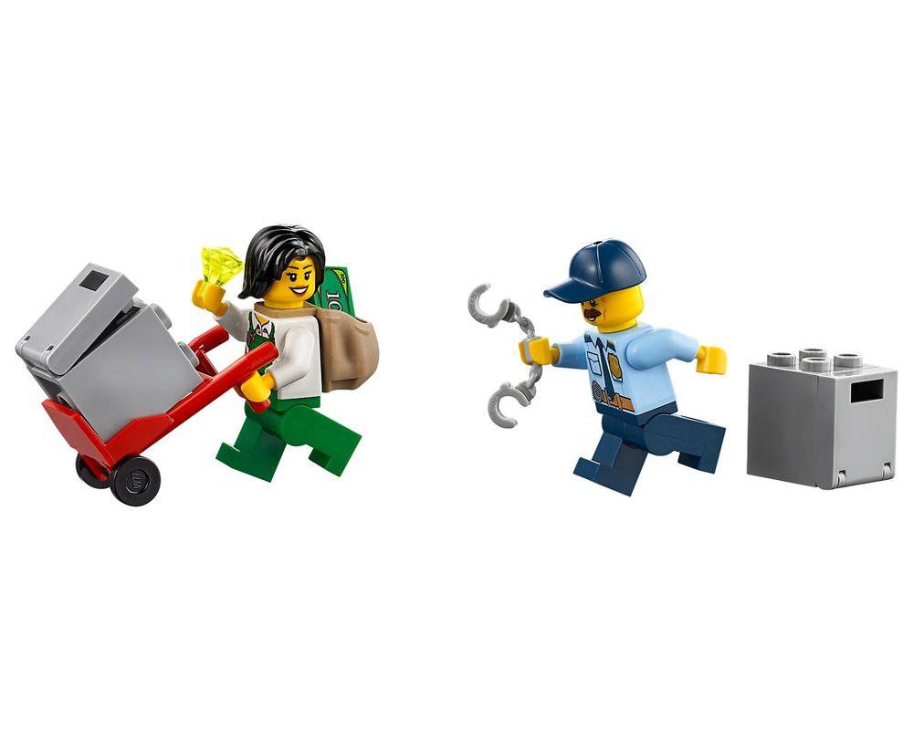 LEGO Set 60142-1 Money Transporter